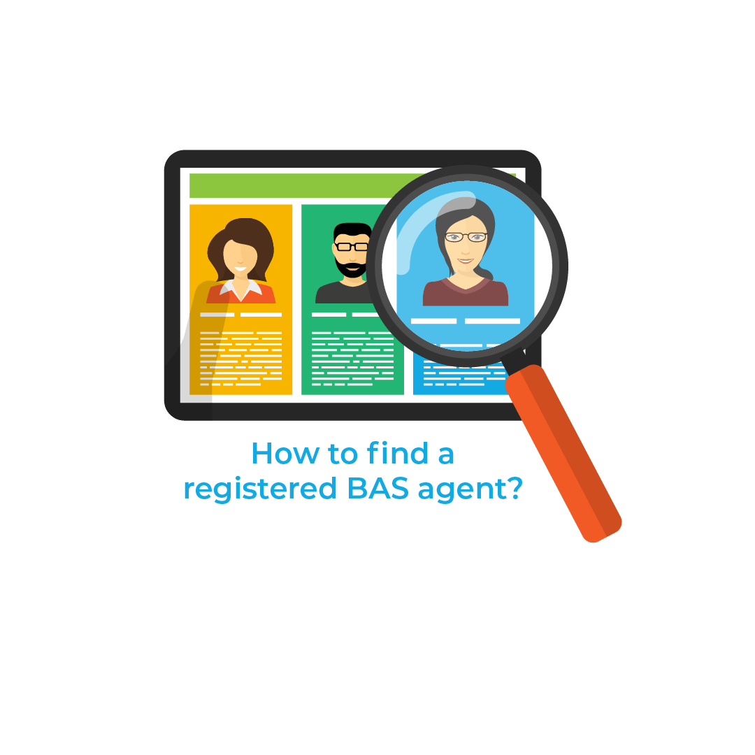 Find Registered BAS Agent