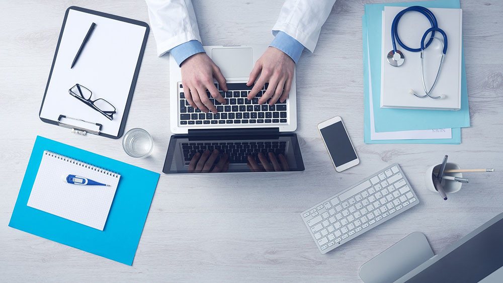 bookkeeping support to medical businesses