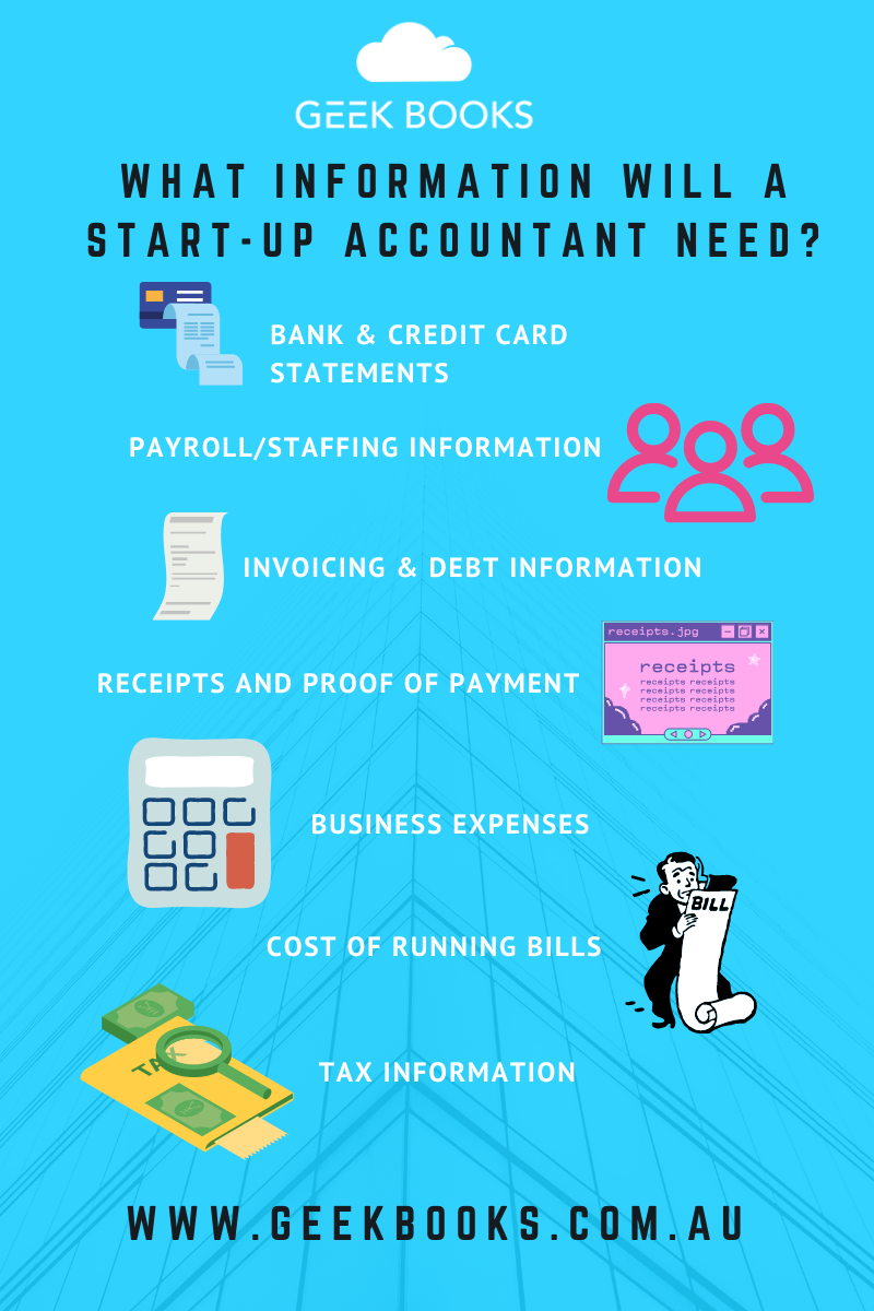 accounting for startups inforgraphic by geekbooks