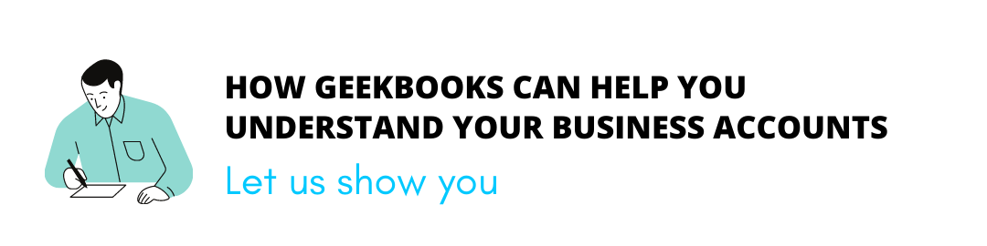 how geekbooks can help you understand your business accounts header
