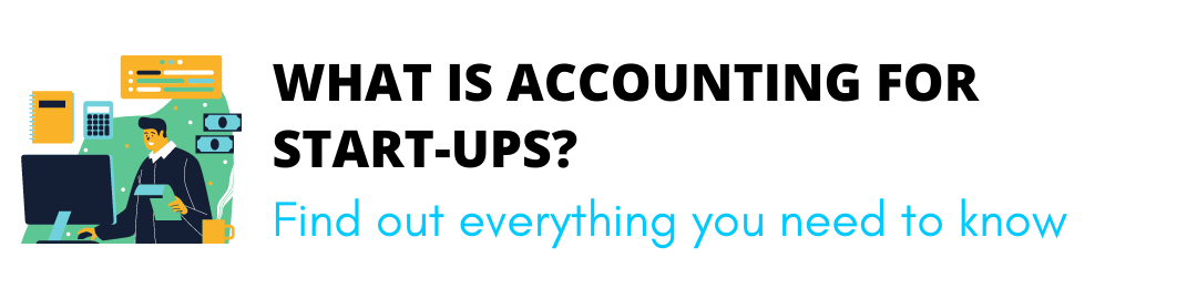 What is Accounting for Startups Header